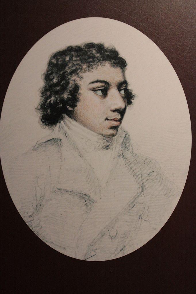 Photo: Portrait of George Bridgetower by Henry Edridge, 1790. Stephencdickinson, CC BY-SA-4.0, via Wikimedia Commons