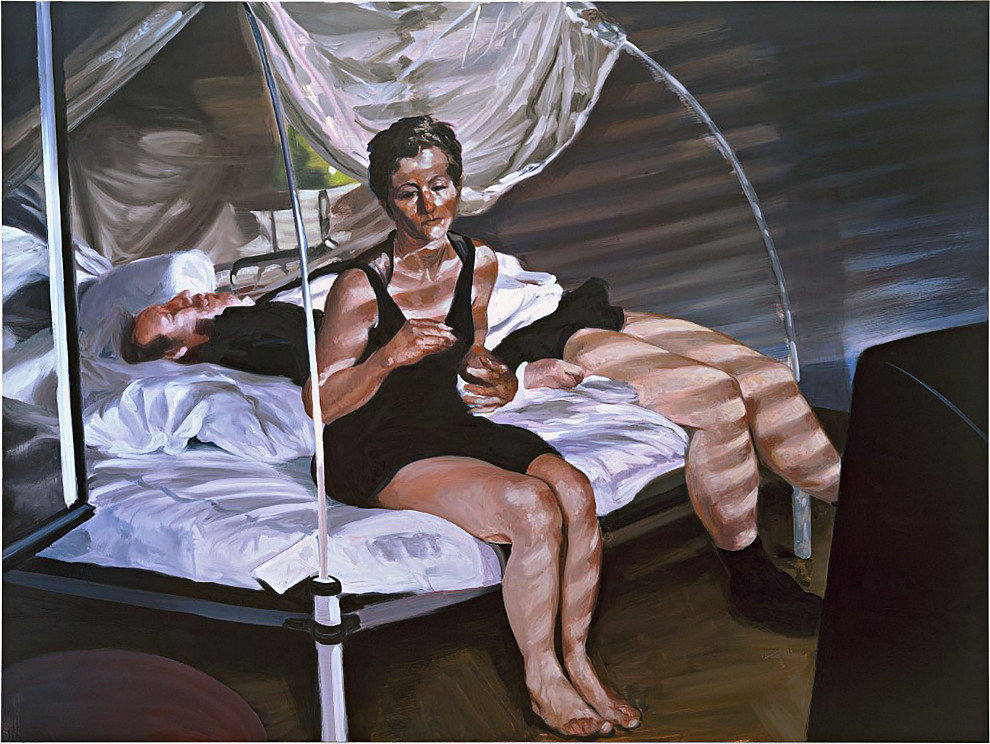 Eric Fischl: The Krefeld Project: The Bedroom. Scene 1, 2002