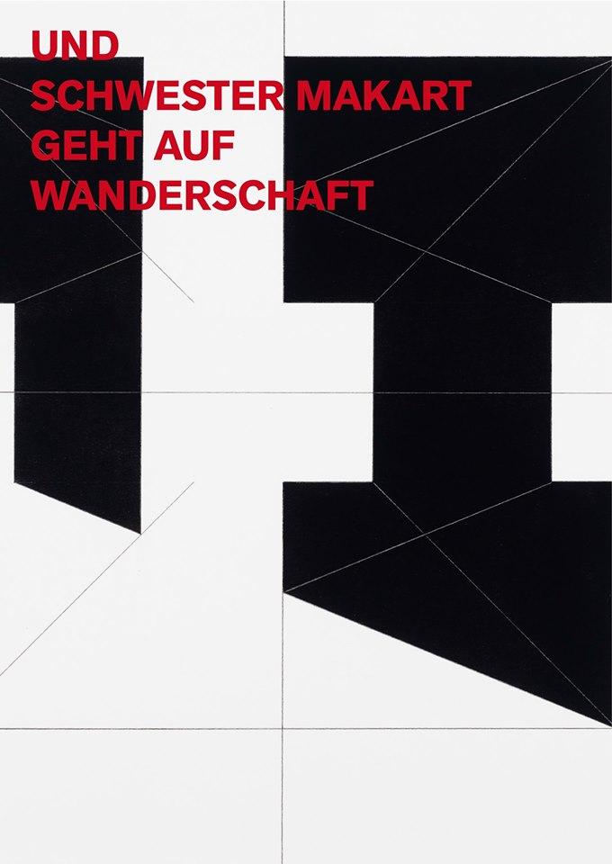 Anna-Maria Bogner, Untitled (Detail), 2018, Zeichnung © Kunst-Dokumentation, Bildrecht Wien