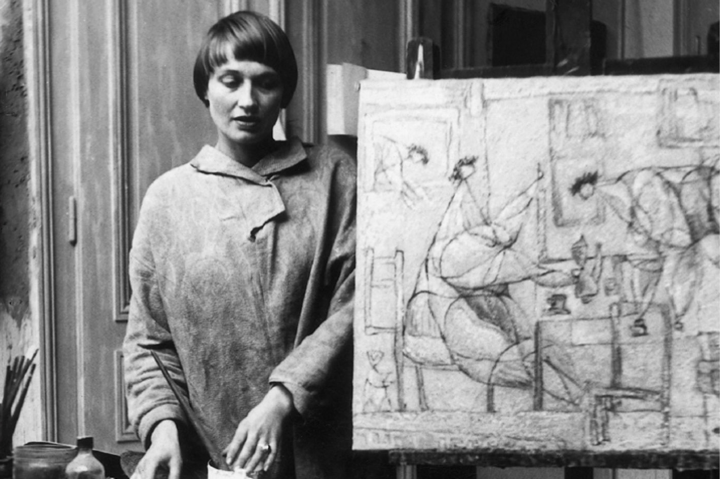 Susanne Wenger Archiv