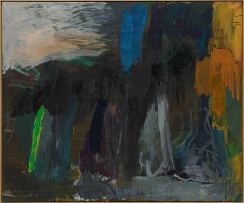 Per Kirkeby, Courtesy Galerie, Michael Werner Märkisch Wilmersdorf, Köln & New York, Foto: Jörg von Bruchhausen