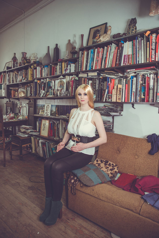 Living Doll / Vera Klimentyeva