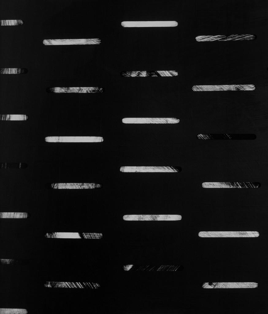 Nicolas Jasmin, O. T. (exhaust LC#4), 2018 (Detail)
