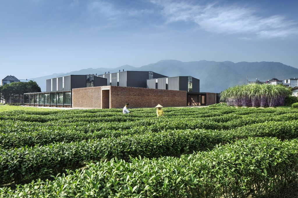 DnA_Design and Architecture, Brown Sugar Factory, Xing Village, China  © Foto: Wang Ziling