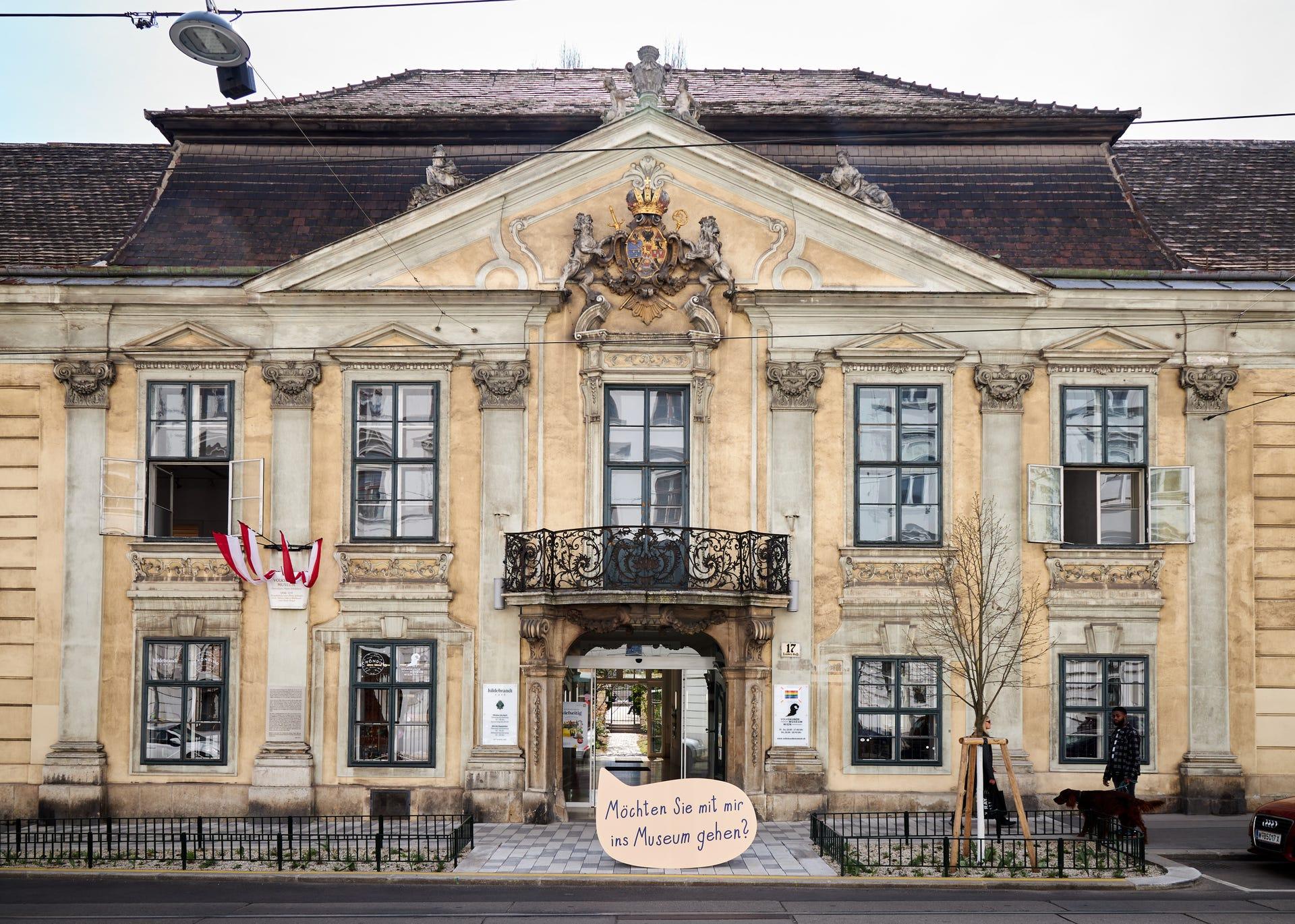 Volkskundemuseum Wien, Foto: Institut für Kunstgeschichte, Armin Plankensteiner